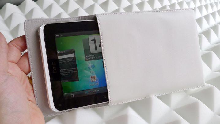 Honeycomb-Tablets: HTC Flyer