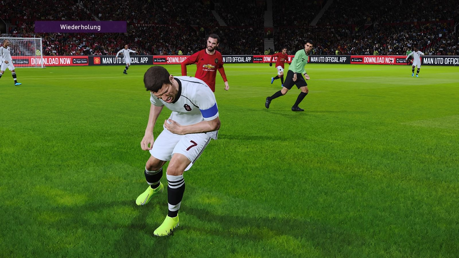 PES 2020/ Games/ Screenshot