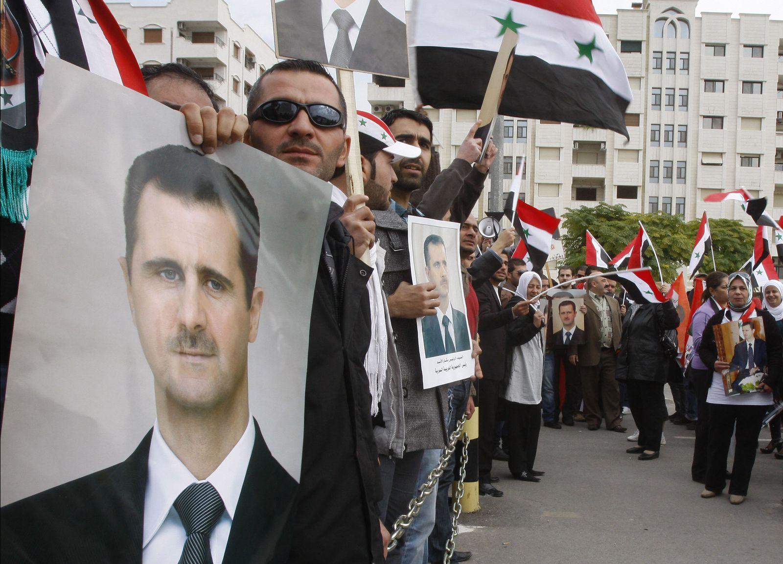 Syrien / Arabische Liga