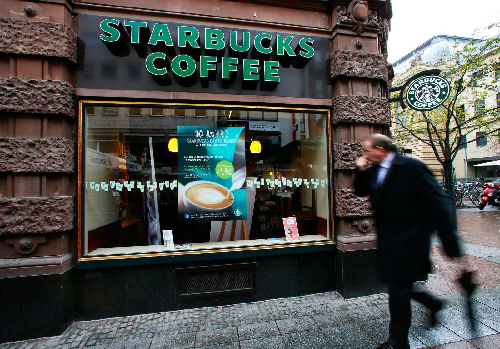 Starbucks / Deutschland