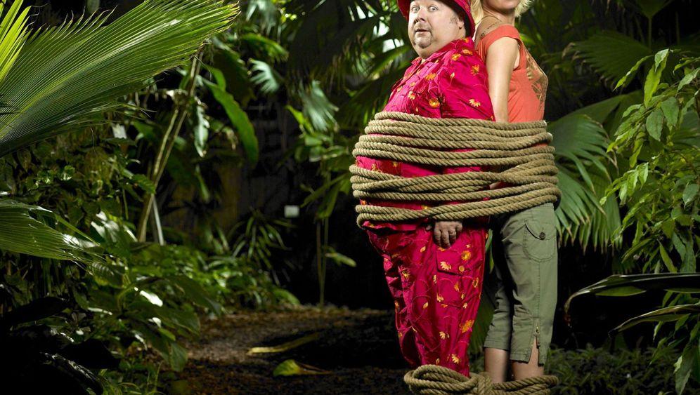 Dirk Bach: Der einzige Dschungelkönig