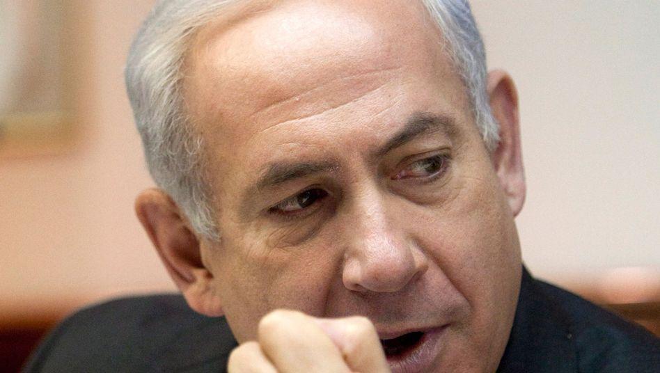 Israels Ministerpräsident Netanjahu: Neuwahlen wegen innenpolitischer Querelen