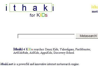 Ithaki: Beispiel für einen hochgradig spezialisierten Suchdienst