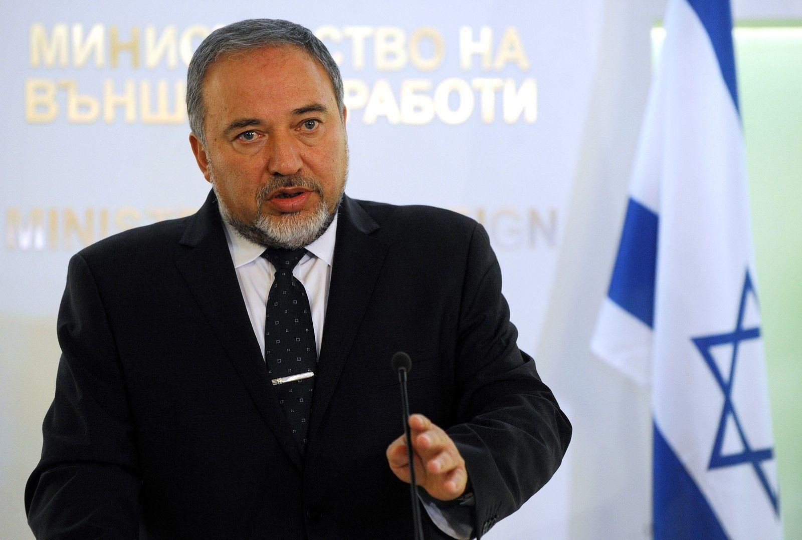 Avigdor Lieberman/Israel