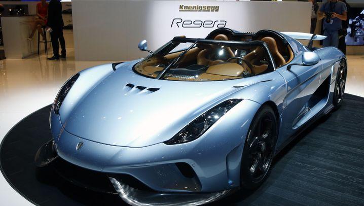 Kleinstserienhersteller Pagani und Koenigsegg: Von Agera bis Zonda