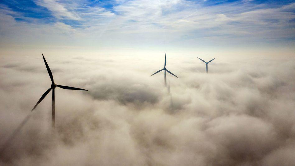 Windkraftanlagen in NRW (Archiv)