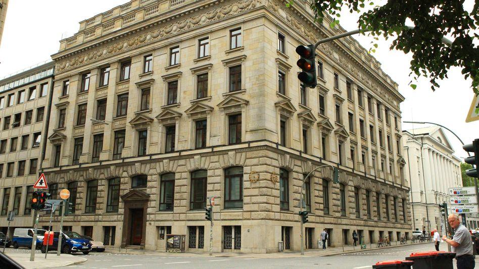 Noble Adresse: Die Privatbank M.M. Warburg war in den Cum-Ex-Skandal verwickelt