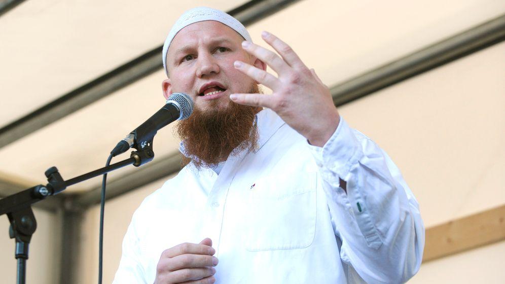 Islamisten-Kundgebung in Hamburg: Nicht willkommen, trotzdem da