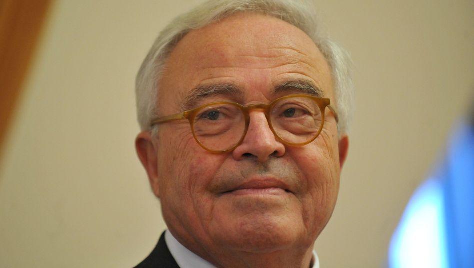 """Ex-Deutsche-Bank-Chef Rolf Breuer: """"Intellektuell auf der Höhe"""""""