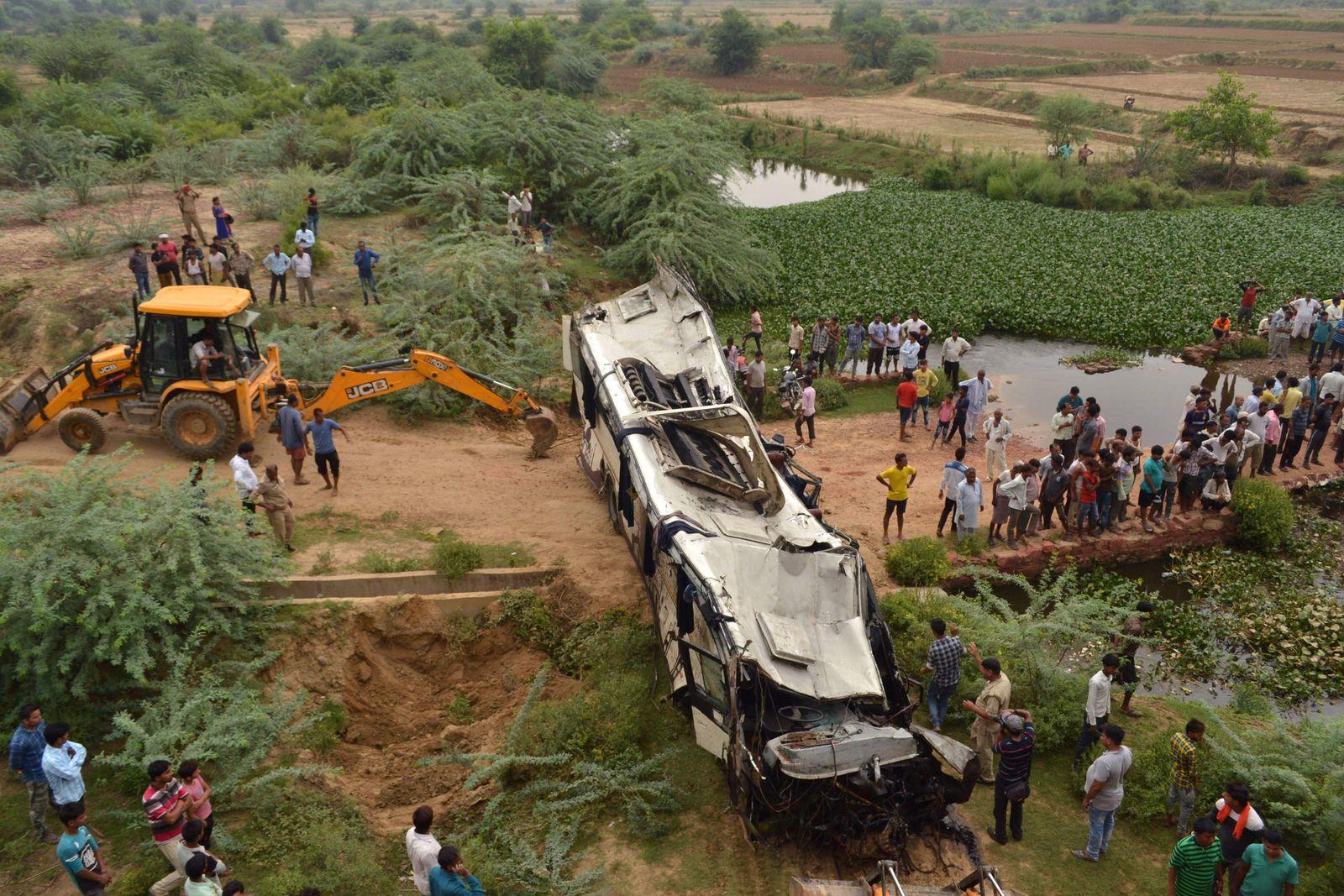 TOPSHOT-INDIA-ACCIDENT