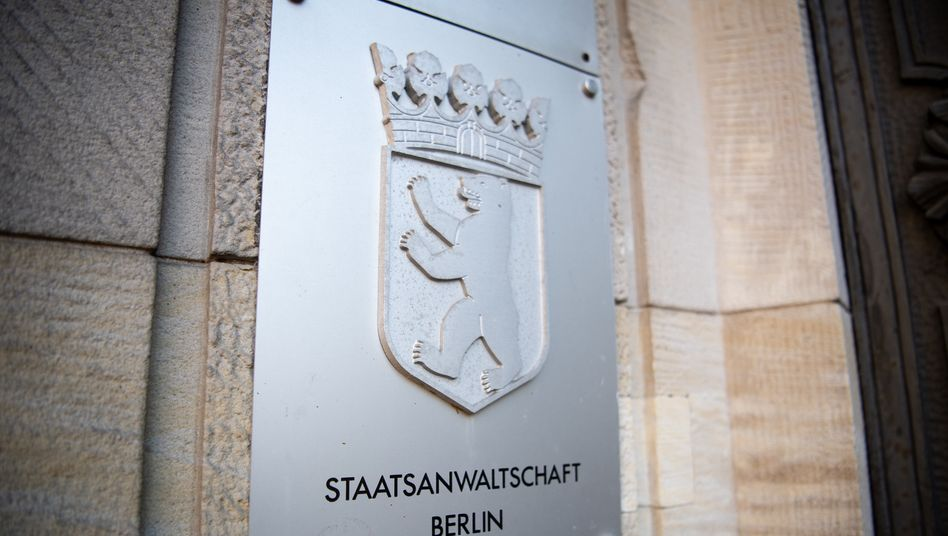 Die Staatsanwaltschaft Berlin am Gericht in Moabit