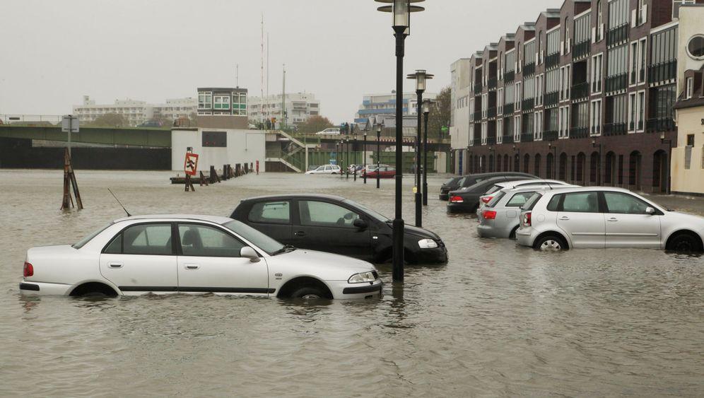 """Ausläufer von Hurrikan """"Gonzalo"""": Die Sturmsaison ist eröffnet"""