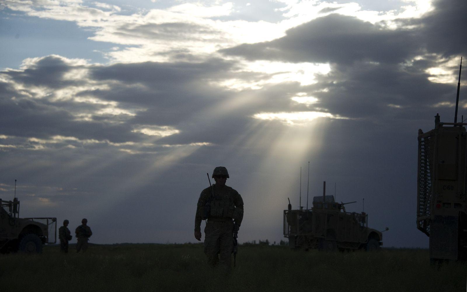 US-Truppen Afghanistan Zwielicht