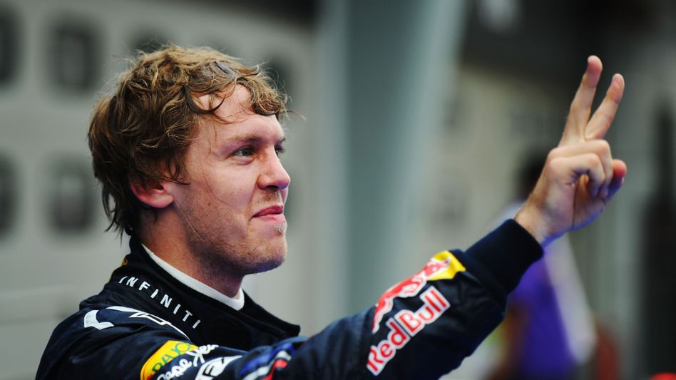 """Malaysia-Sieger Vettel: """"Alles andere als ein Spaziergang"""""""