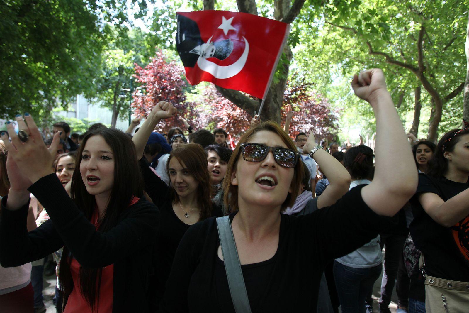 Turkey Protest