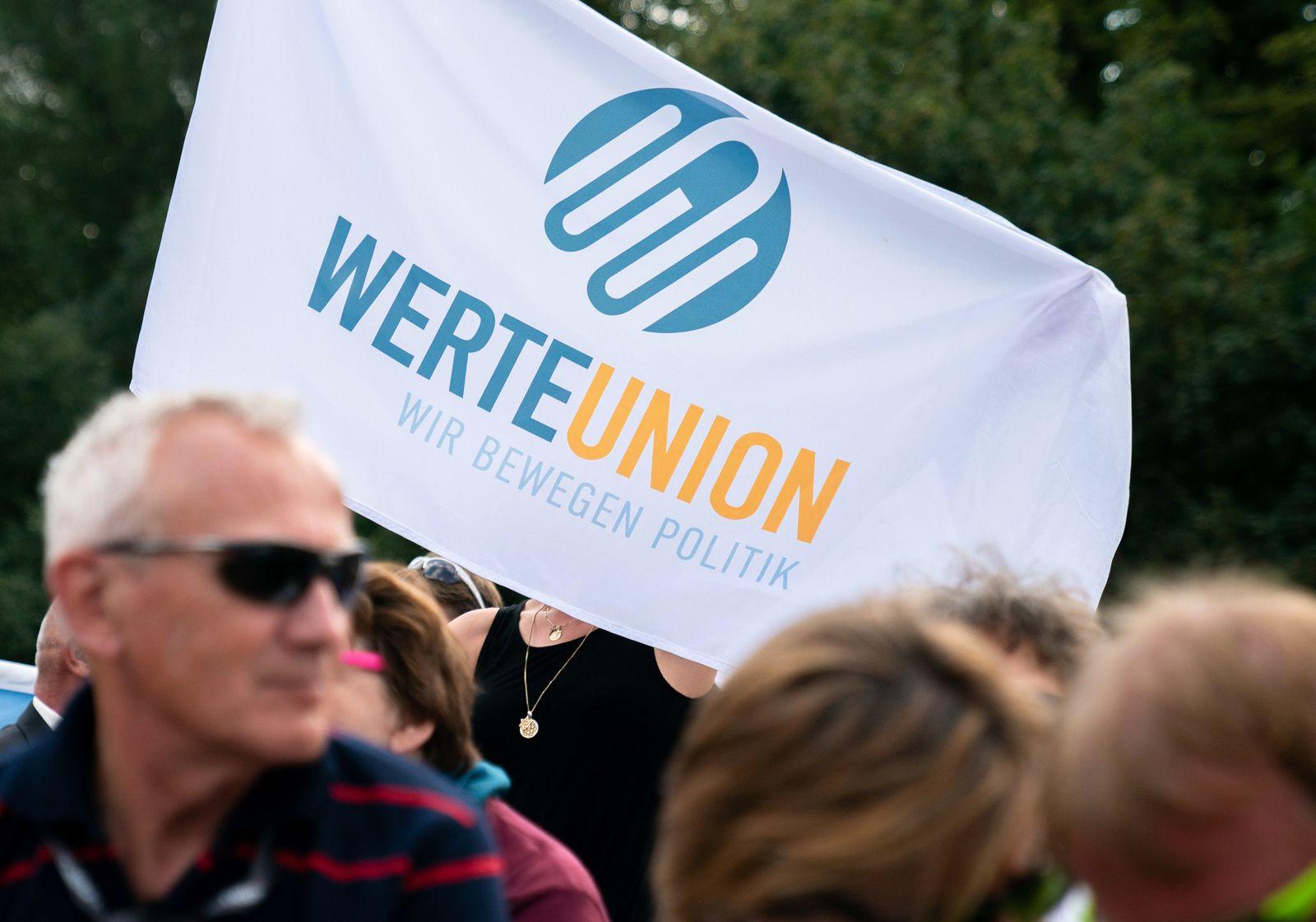 CDU-Politiker fordern Rauswurf der Werteunionisten