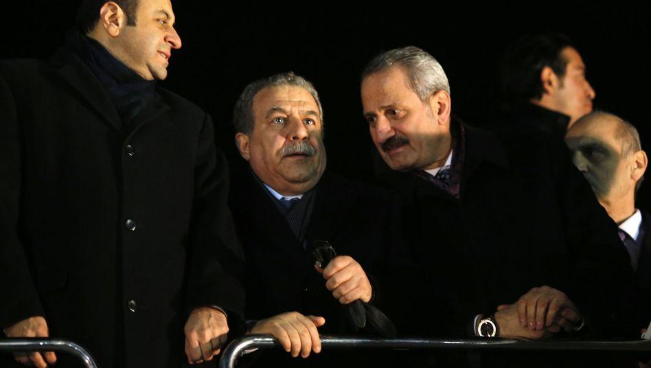Korruptionsskandal in der Türkei: Minister fordert Erdogans Rücktritt