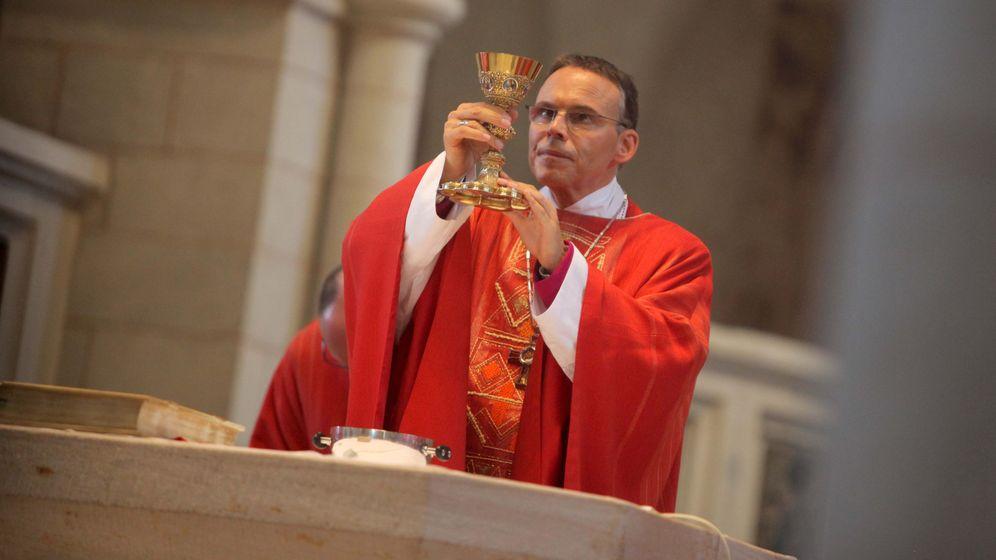 Skandalbischof Tebartz-van Elst: Schicksalstage in Rom