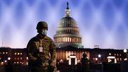 Nationalgardisten bereiten sich auf bewaffneten Einsatz in Washington vor