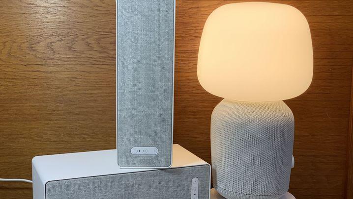 Smart Home: Das sind Ikeas Symfonisk-Lautsprecher