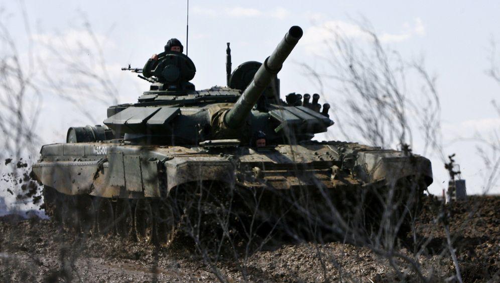 Nato-Streit: Uneinig über Russlands Stärke