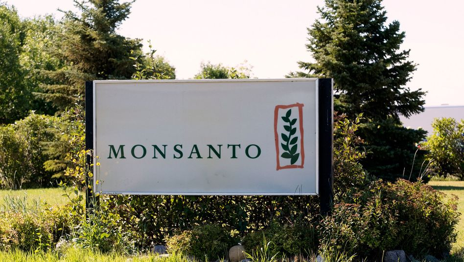 Monsanto-Forschungsgelände