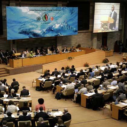 Klimakonferenz Nairobi: Hoffen auf ein Zeichen aus den USA
