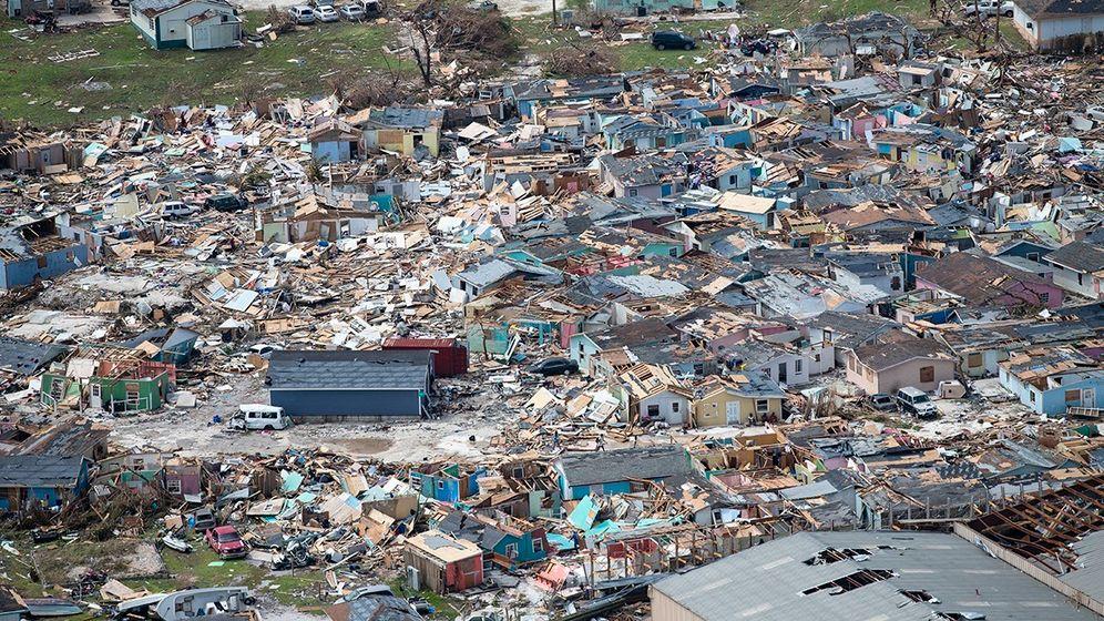 "Hurrikan ""Dorian"" auf den Bahamas: ""Katastrophale Zerstörung"""