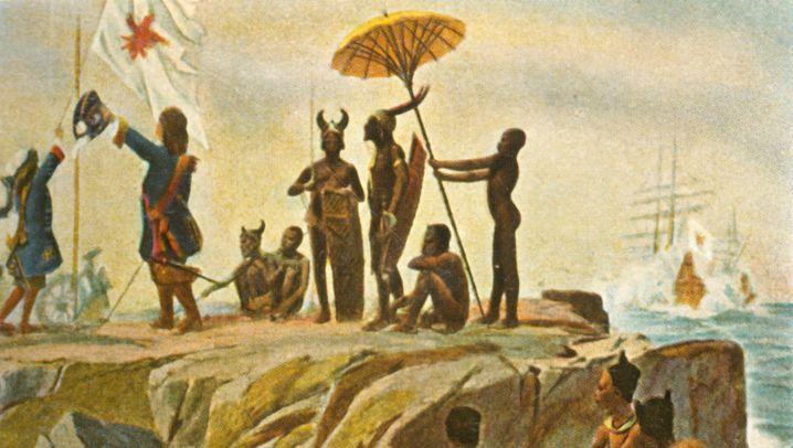 Sklaven als Handelsware - wie Deutsche profitierten