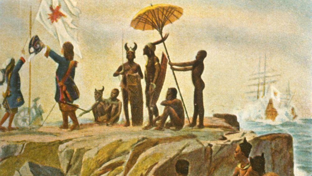 Sklavenhandel in Deutschland