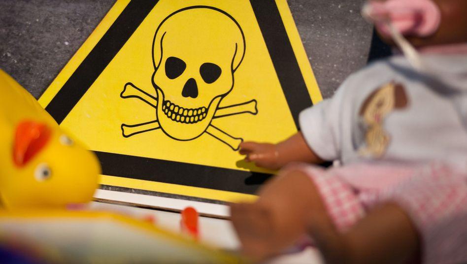 Schadstoffe in Spielzeug: Auch in Deutschland gelten die EU-Regeln