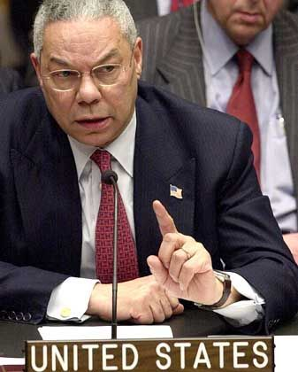 US-Außenminister Powell