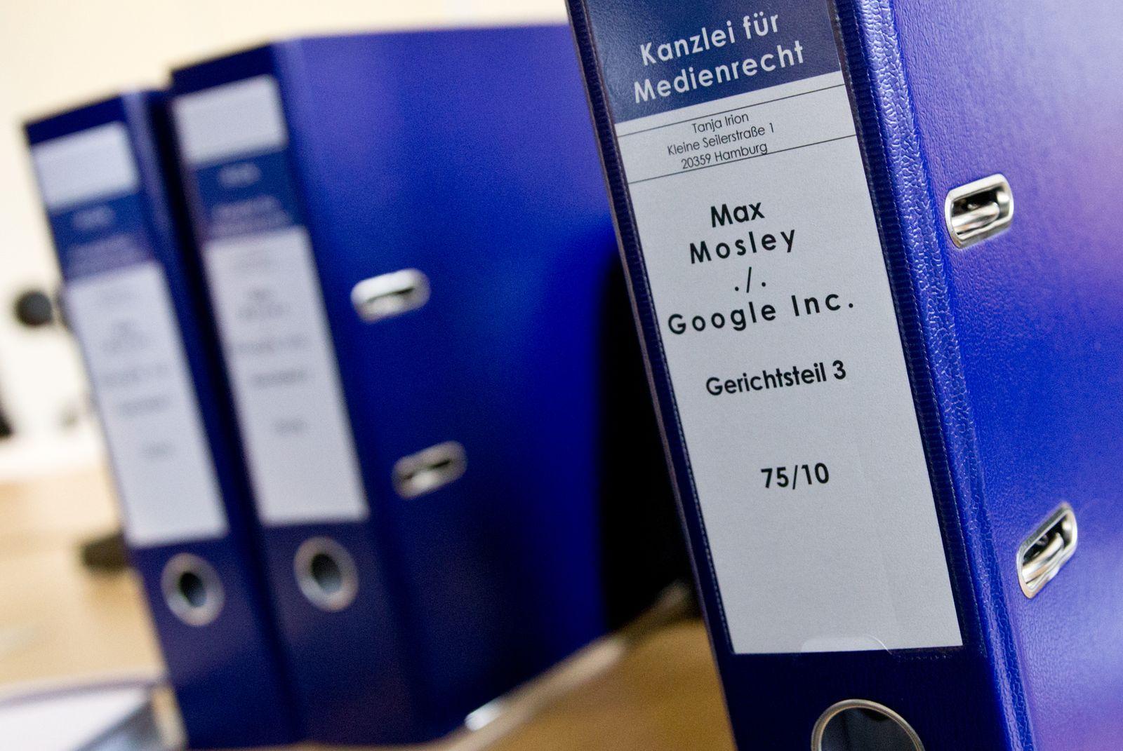 Mosley gegen Google