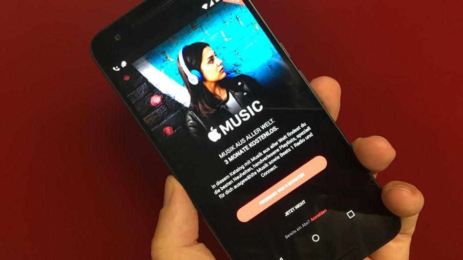 Apple Music auf Android: Neue Kundschaft für den iPhone-Konzern