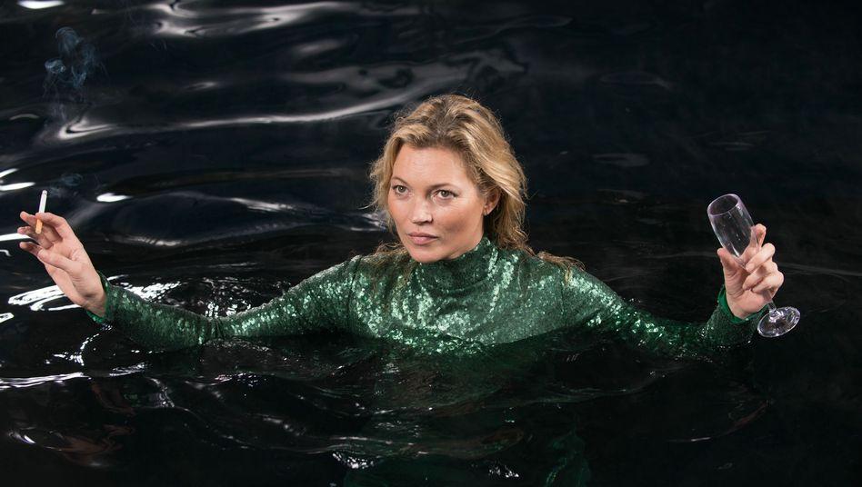 "Sitcom-Film ""Absolutely Fabulous"": Kate Moss ist tot (im Film)"