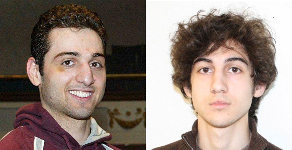 The Tsarnaev brothers (Tamerlan, left, and Dzhokhar right): An American Nightmare