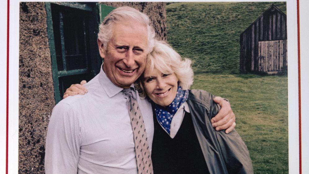 Prinz Charles und Camilla: Fest der Liebe