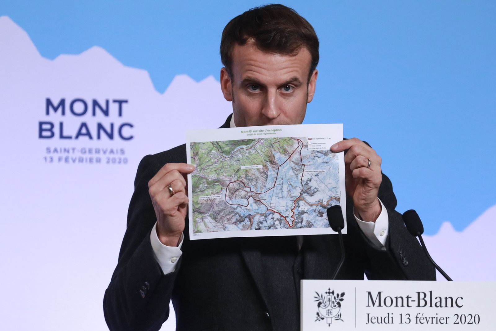 FILES-FRANCE-POLITICS-ENVIRONMENT-CLIMATE