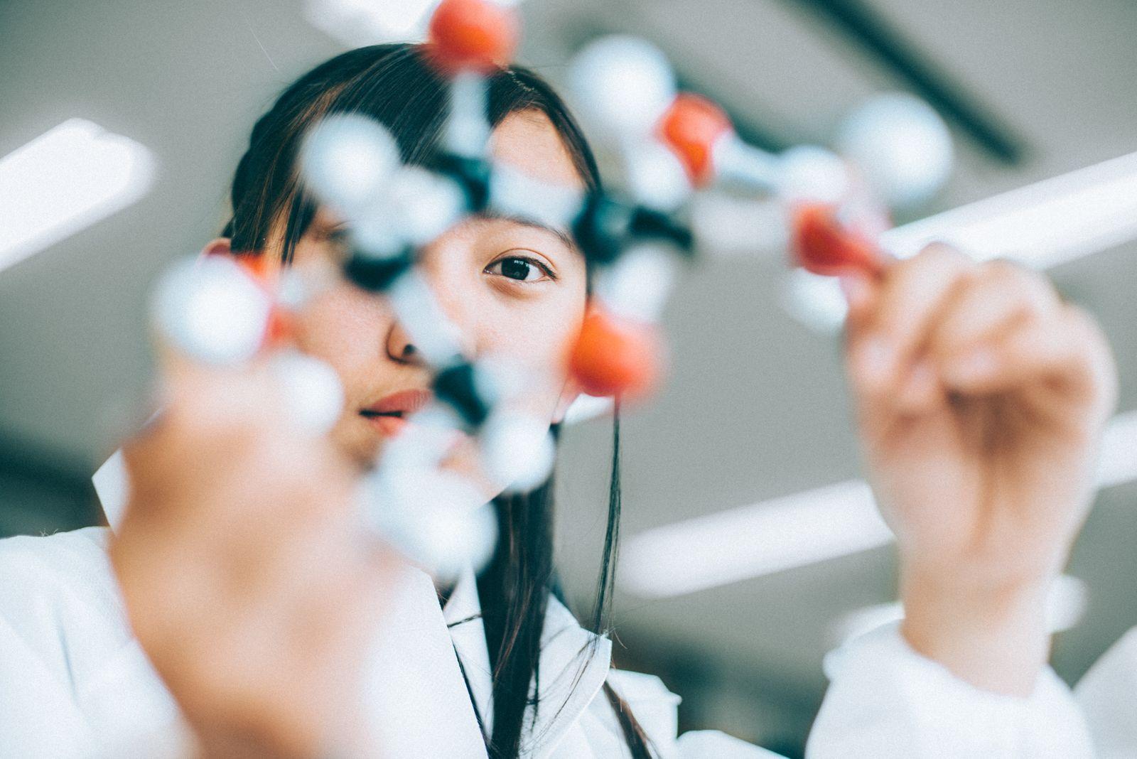 Studienfächer erklärt / Chemie