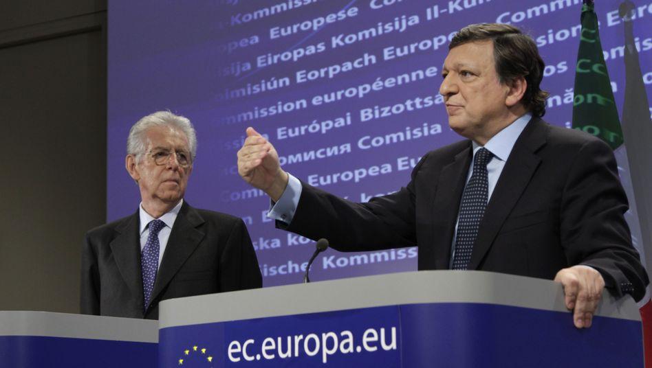 EU-Kommissionspräsident Barroso: Drei Anleihenmodelle zur Auswahl