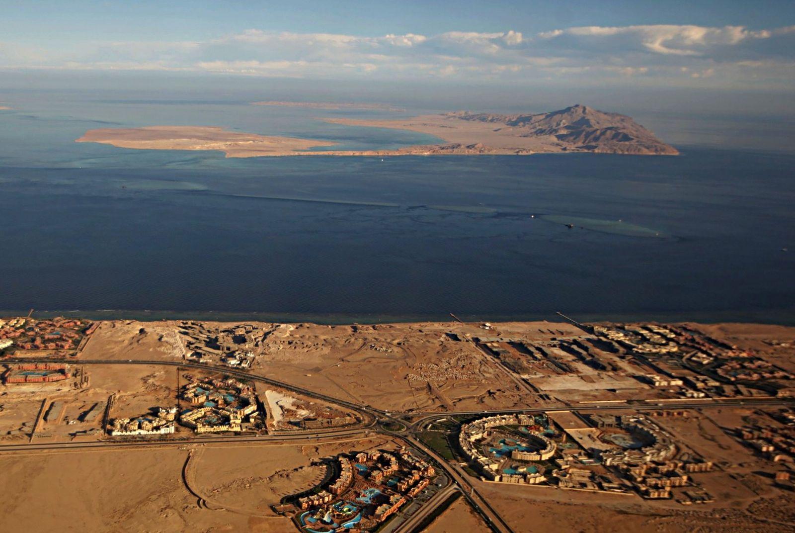 Ägypten / Inseln / Tiran / Sanafir