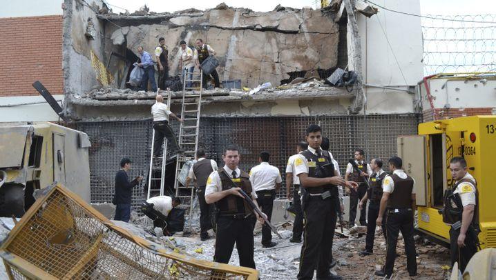 """Paraguay: Der """"Jahrhundertraub"""" von Ciudad del Este"""