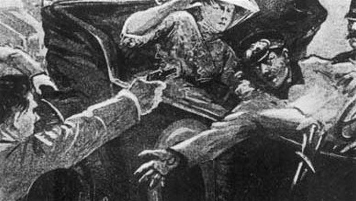 Weltkrieg I: Europas erstes Inferno