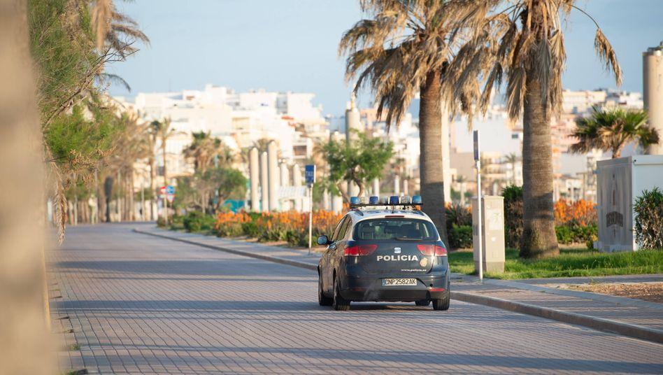 Der spanischen Polizei ist ein harter Schlag gegen eine kriminelle Bande auf Mallorca gelungen (Symbolbild)