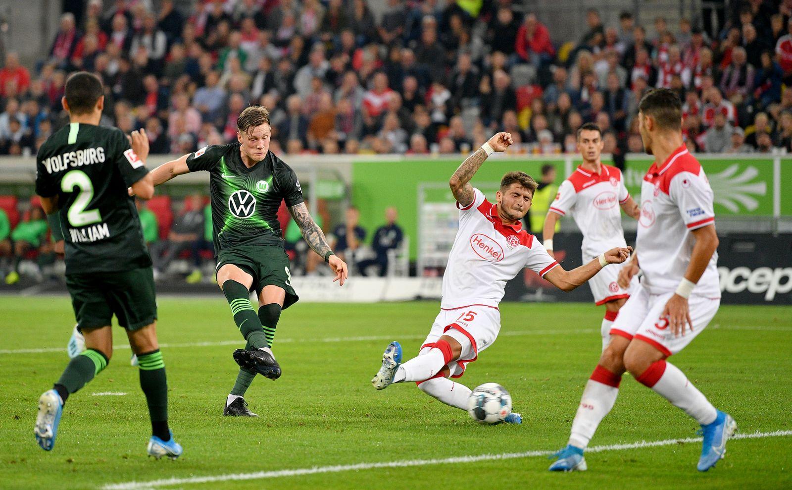Düsseldorf Wolfsburg