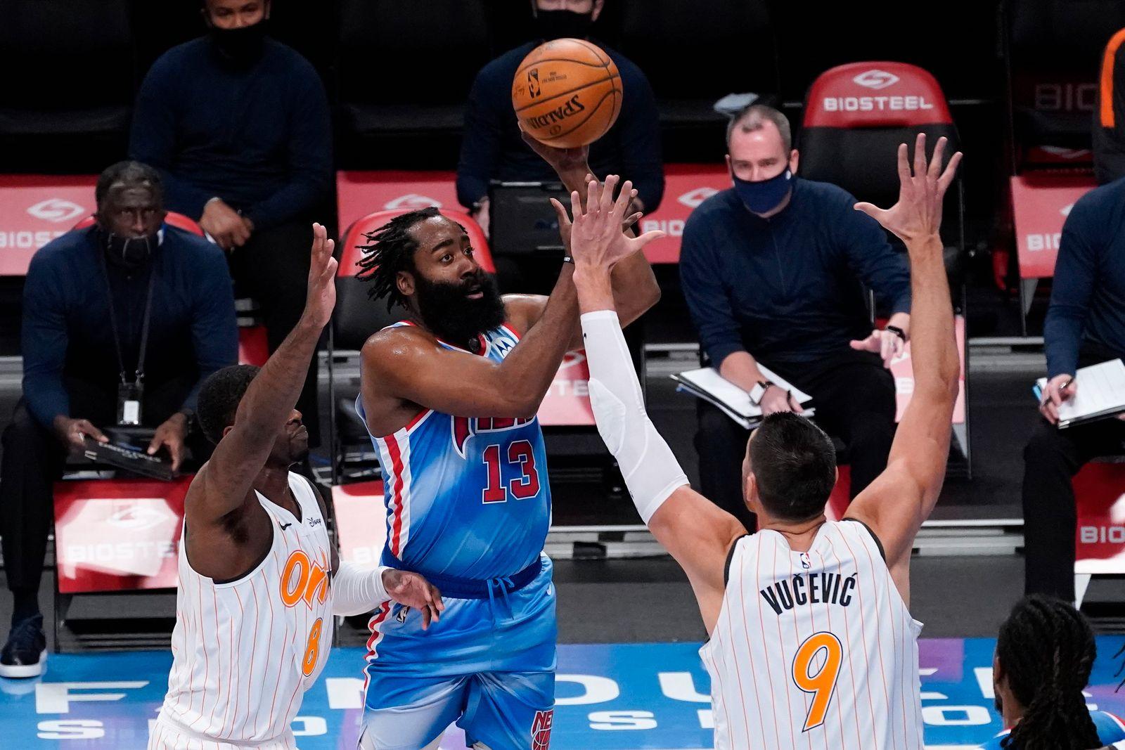 Brooklyn Nets - Orlando Magic