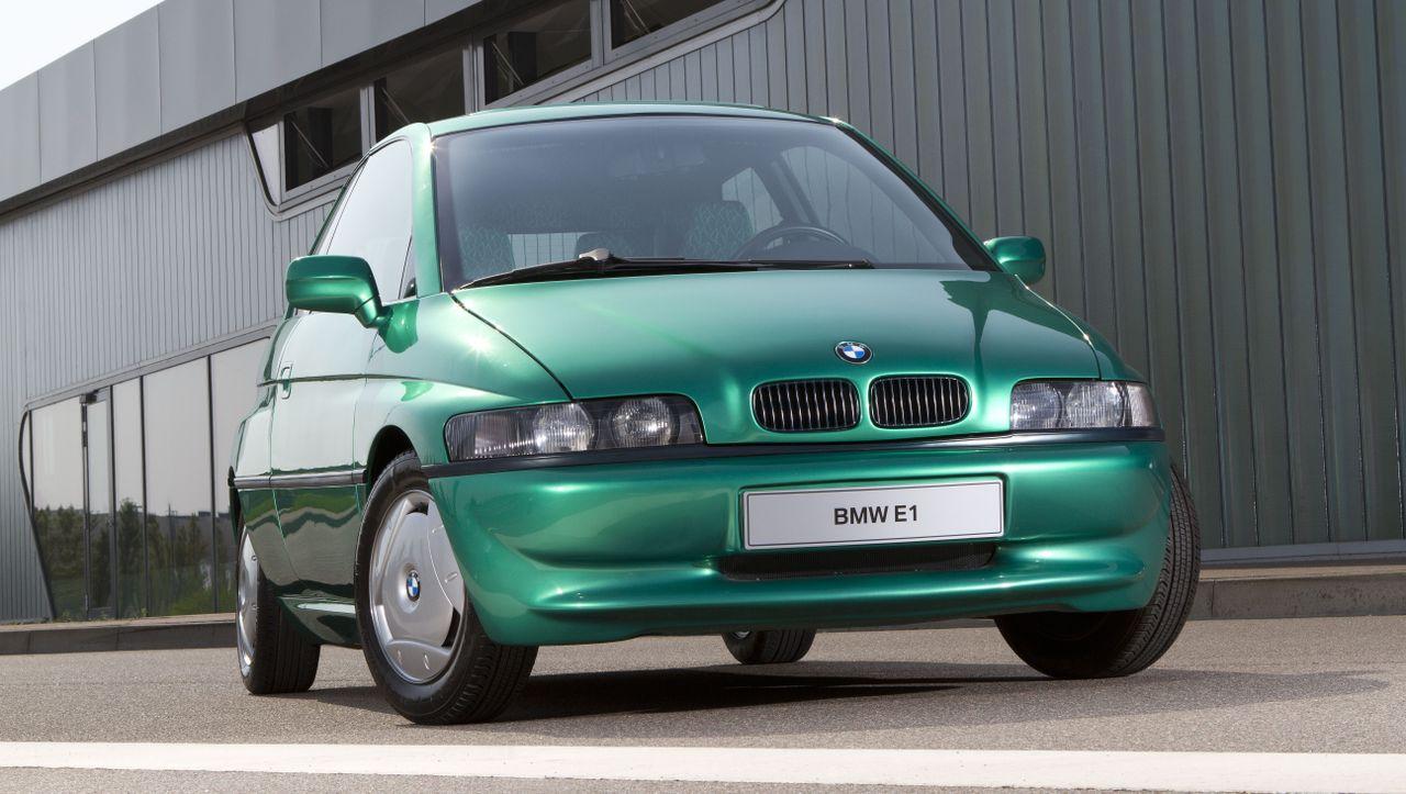 BMW E1: Wie sich Autogeschichte manchmal doch wiederholt – DER SPIEGEL – Mobilität