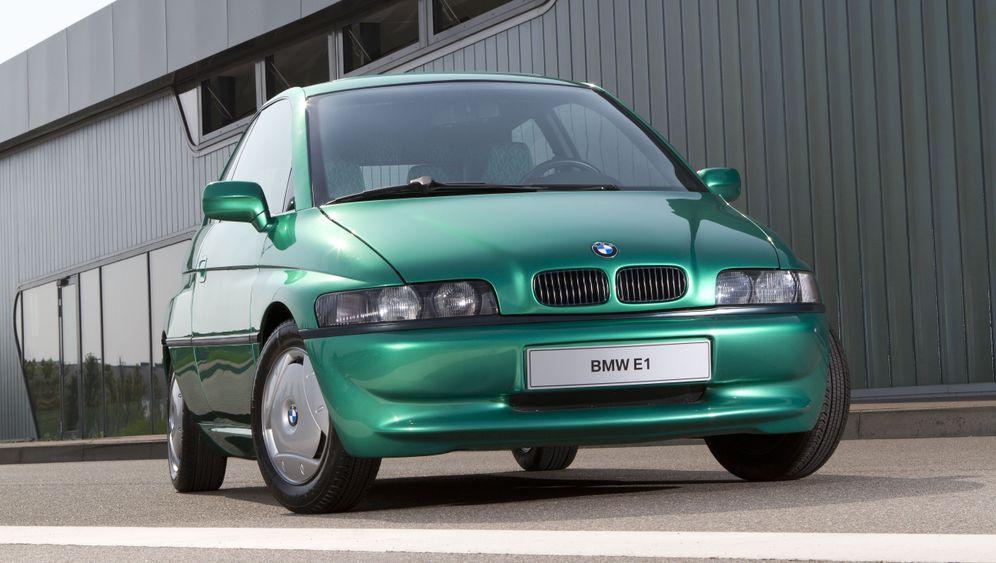 Schönes Ding: BMW E1: Es fehlte nicht viel