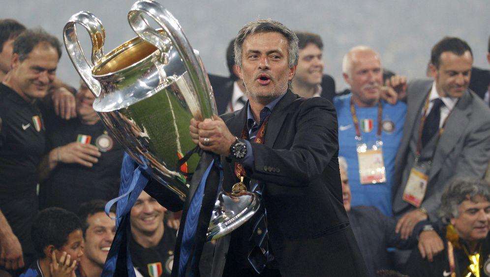 José Mourinho: Porto-Mailand-Madrid?