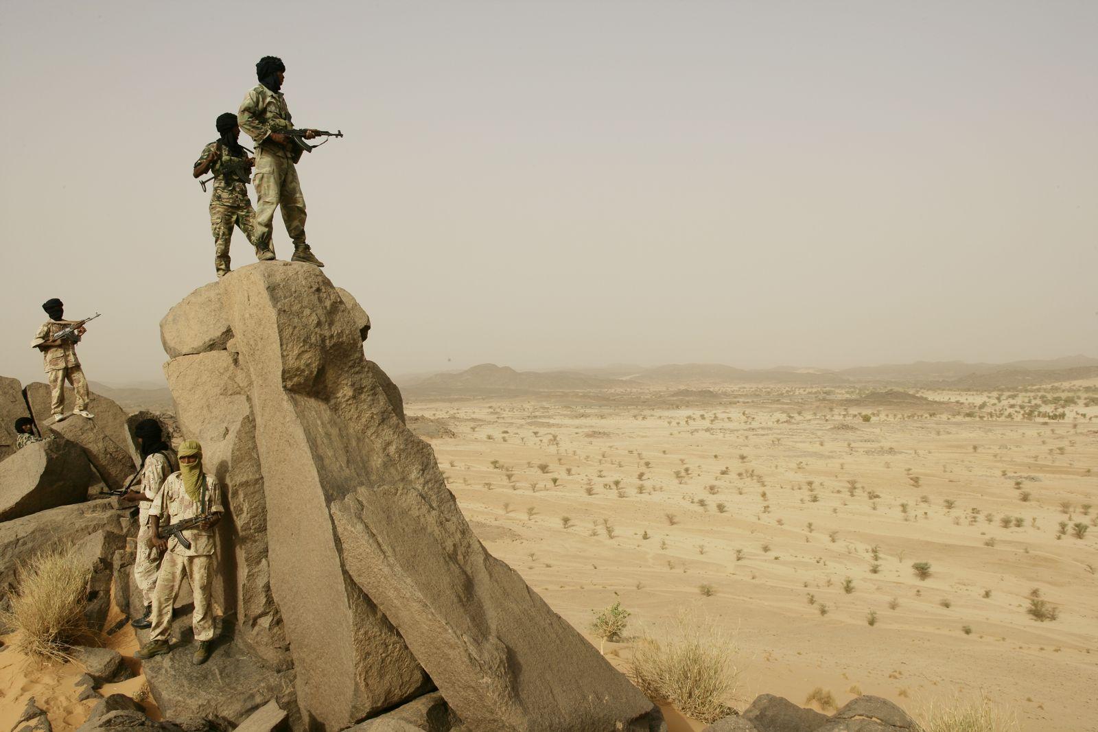 NICHT MEHR VERWENDEN! - Mali/ Tuareg Rebellion